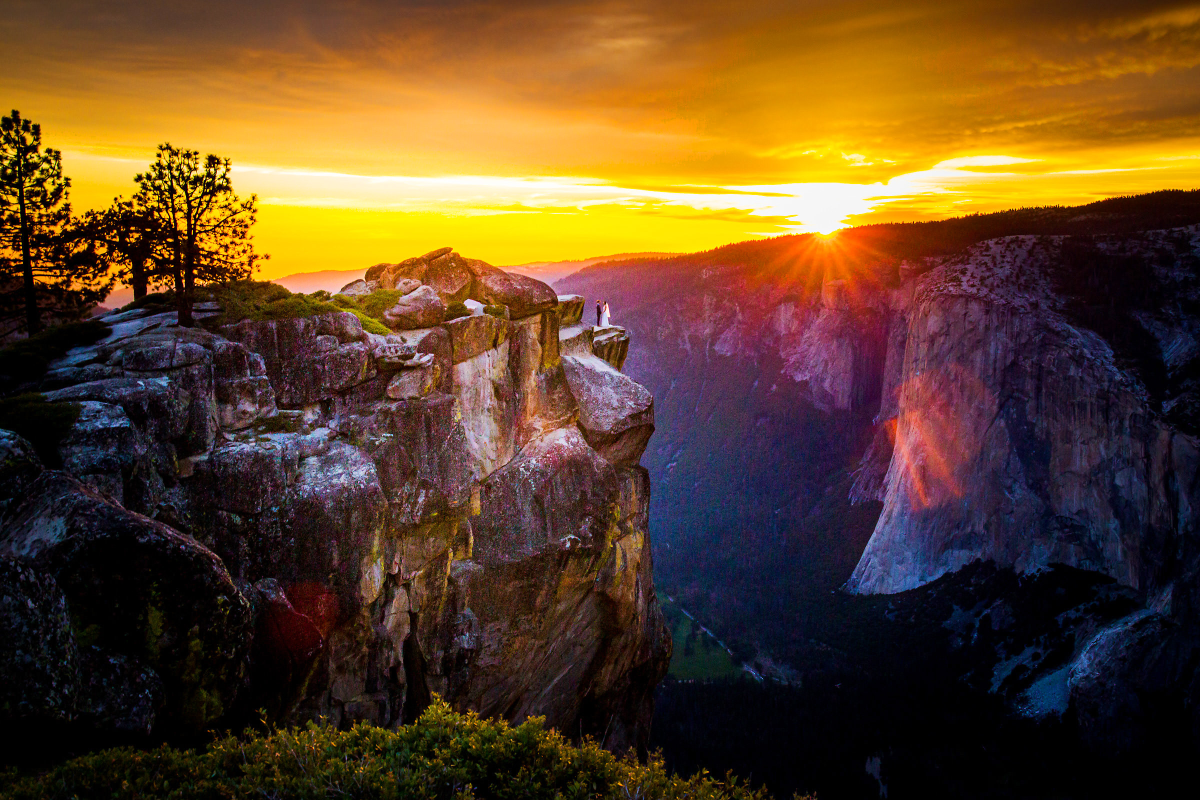 Taft-Point-Yosemite