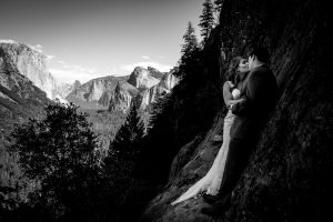 Wedding Photos at Tunnel View