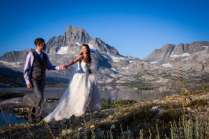 Wedding Photography at the Mammoth Venues
